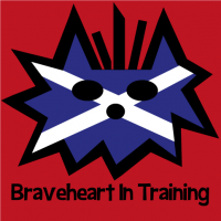 BraveHaggis: Braveheart in Training