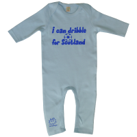 I Dribble for Scotland Romper